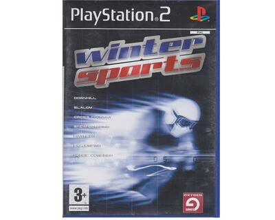 Winter Sports u. manual (PS2)