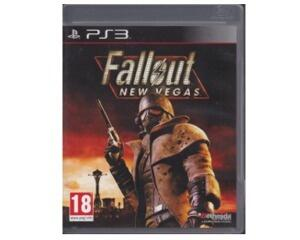 Fallout New Vegas u. manual (PS3)