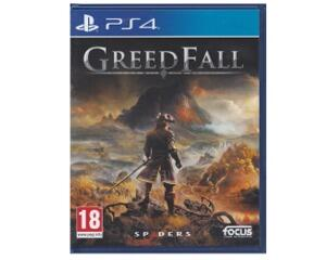 Greed Fall (PS4)