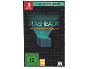 Flashback : 25th Anniversary (collectors edition) (Switch)