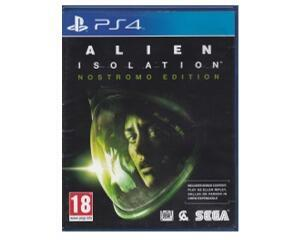Alien Isolation (nostromo edition) (PS4)