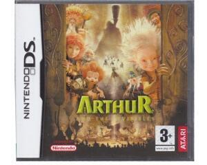 Arthur and the Invisibles (Nintendo DS)
