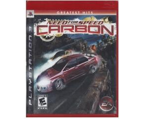 Need for Speed : Carbon (essentials) (PS3)