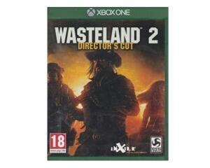 Wasteland 2 (directors cut)(Xbox One)