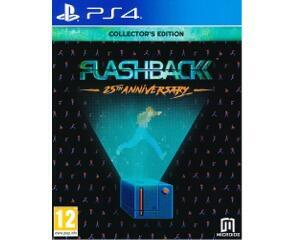 Flashback 25th Anniversary (collectors edition) (ny vare) (PS4)
