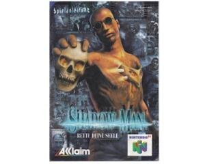 Shadow Man (noe) (N64 manual)