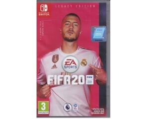 Fifa 20 (legacy edition) (Switch)