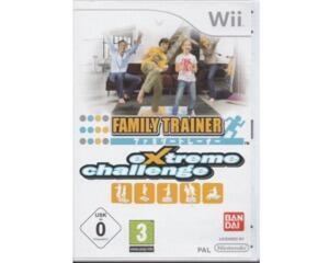 Family Trainer : Extreme Challenge (Wii)