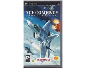 Ace Combat X : Skies of Deception (PSP)
