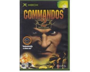 Commandos 2 : Men of Courage (Xbox)