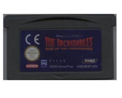 Incredibles, The : Rise of the Underminer (GBA)