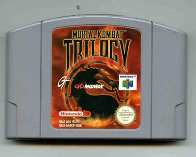 Mortal Kombat Trilogy (N64)