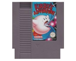 Kirby's Adventure (tysk) (NES)