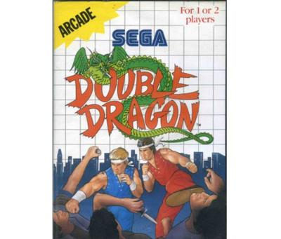 Double Dragon m. kasse
