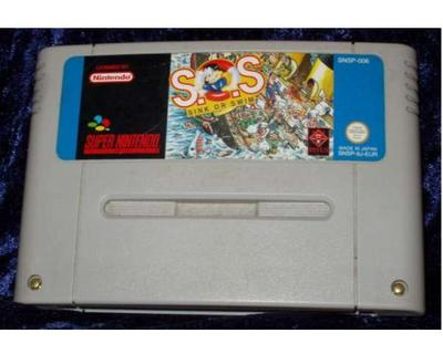 S.O.S. Sink or Swim (SNES)