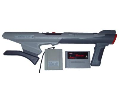 Super nintendo scope incl.Super Nes Scope 6 spil