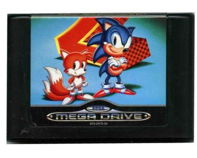 Sonic the Hedgehog 2 (SMD)