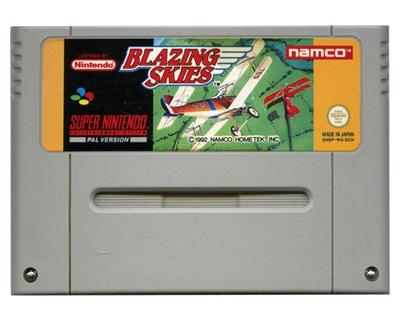 Blazing Skies (SNES)