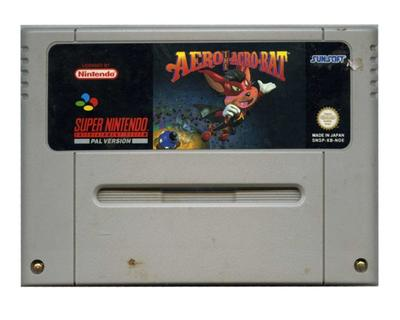 Aero the Acro Bat (SNES)