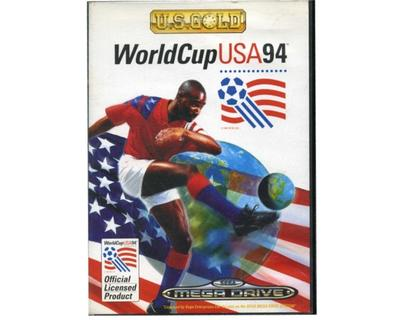 WorldCup USA 94 m. kasse og manual (SMD)