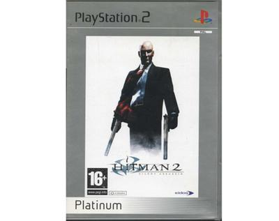 Hitman 2 : Silent Assassin (Platinum)