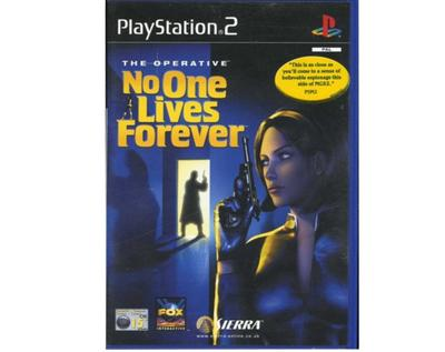 Operative, The : No One Lives Forever