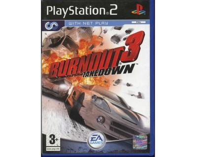 Burnout 3 : Takedown (PS2)
