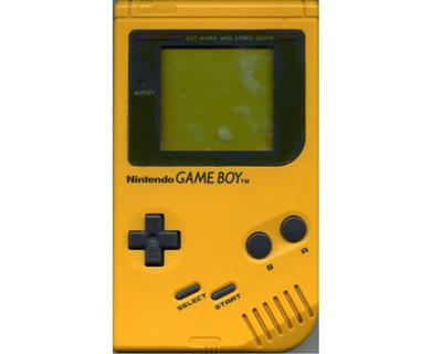 Game Boy (GB) (gul)