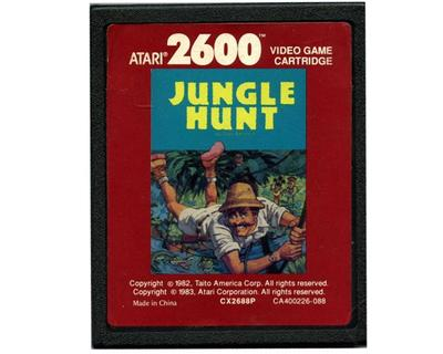 Jungle Hunt (A2600)