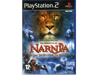 Narnia : The Lion, The Witch and The Wardrobe (PS2)