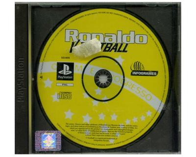 Ronaldo V-Football (kun cd)