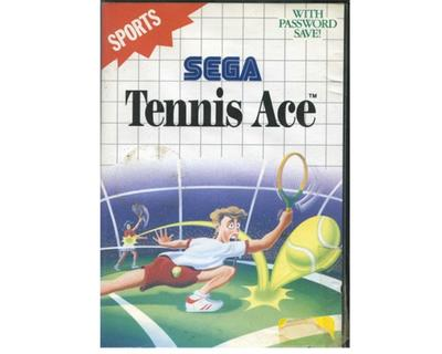 Tennis Ace m. kasse og manual