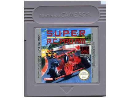 Super RC Pro Am (GameBoy)