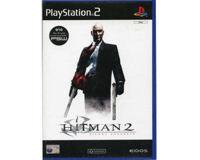 Hitman 2 : Silent Assassin (PS2)