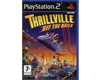 Thrillville : Off the Rails