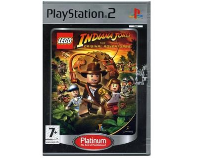 Lego Indiana Jones : The Original Adventures (platinum)