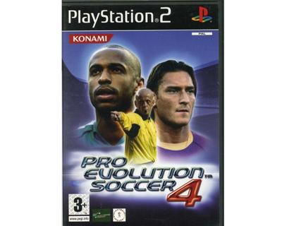 Pro Evolution Soccer 4 u. manual