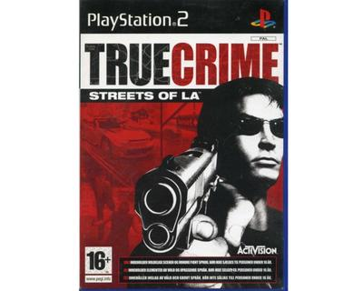 True Crime : Streets of L.A. (PS2)