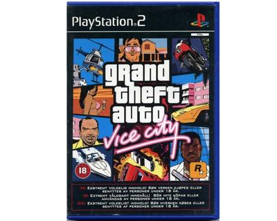 Grand Theft Auto : Vice City u. manual