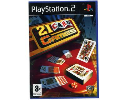 21 Card Games (PS2)