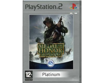 Medal of Honor : Frontline (platinum)
