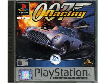 007 : Racing (platinum)