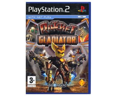 Ratchet : Gladiator u. manual