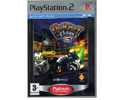 Ratchet & Clank 3 u. manual (Platinum)