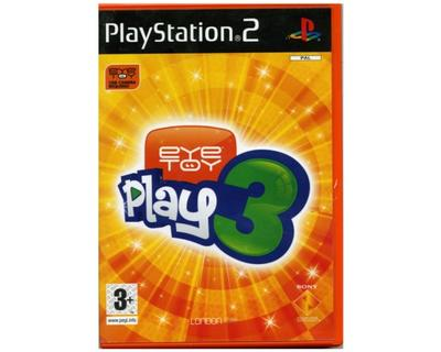 Eye Toy Play 3 (PS2)