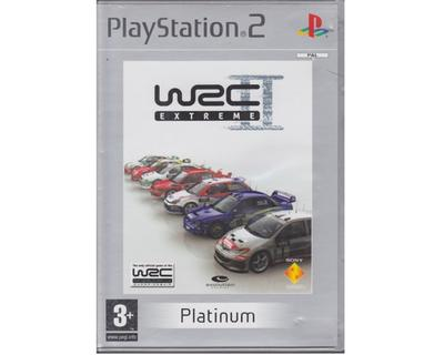 World Rally Championship (WRC) 2 : Extreme (platinum) (PS2)
