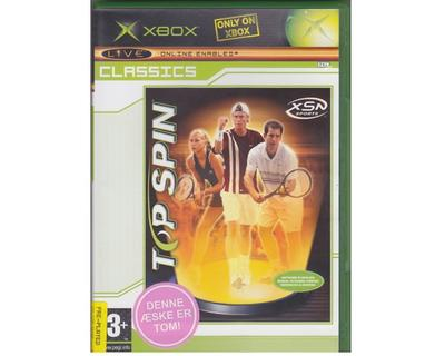 Top Spin (classic) (Xbox)