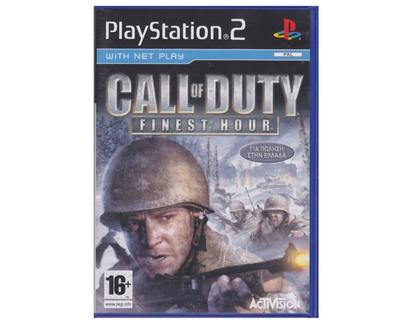 Call of Duty : Finest Hour (PS2)