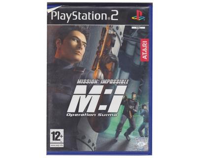 Mission Impossible : Operation Surma (PS2)
