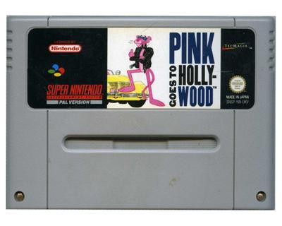 Pink Goes to Hollywood (SNES)